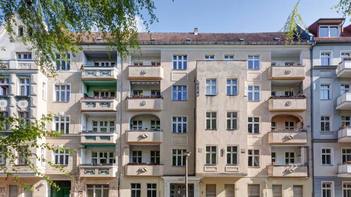 דירות למכירה בברלין דרייזנשטראסה 3