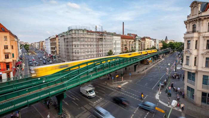 'סיסקו' תשקיע 500 מיליון דולר בהפיכתה של ברלין לעיר חכמה