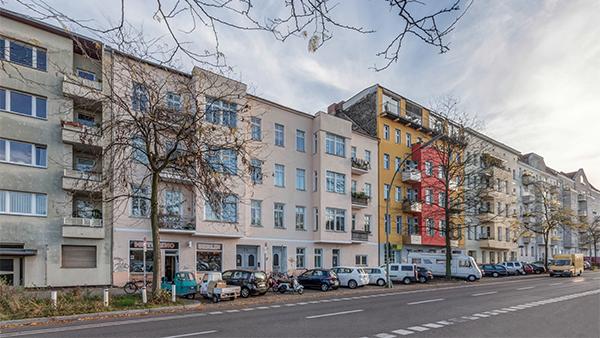דירות למכירה בברלין קרוייצברג שטרסה 45