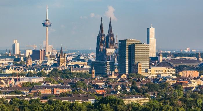 נתונים על מחירי הנדלן בשבע ערים גדולות ברחבי גרמניה - קלן