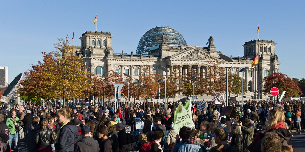 3.67 מיליון תושבים - ברלין מתקשה להכיל את צמיחת האוכלוסייה שלה