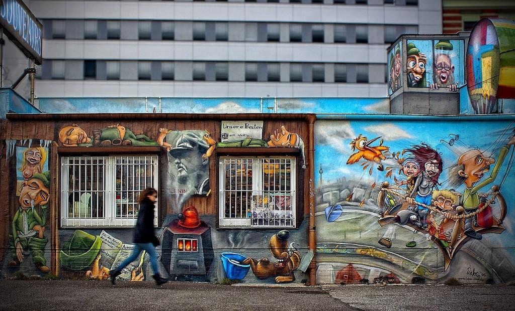 האם ברלין היא לחולמים או למשתקעים
