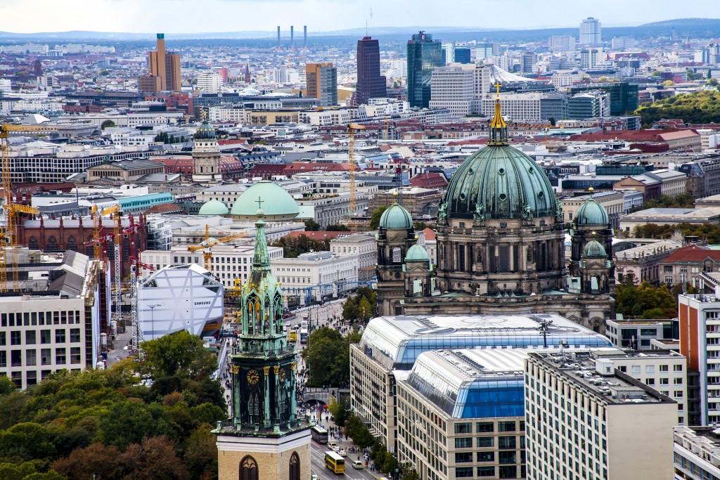 """2017 הייתה שנת העסקאות הגדולות בשוק הנדל""""ן של בירת גרמניה"""