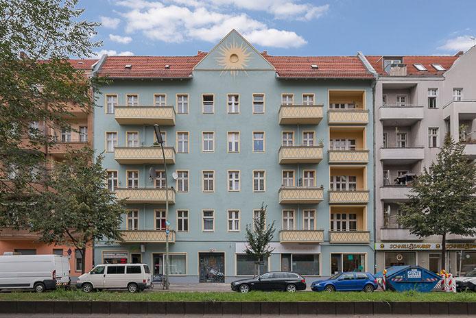 דירות למכירה בברלין זוננאללה 147