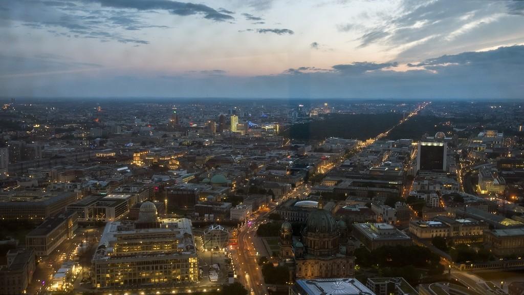 הצורך בדיור ממשיך לגרום להתרחבות בירת גרמניה