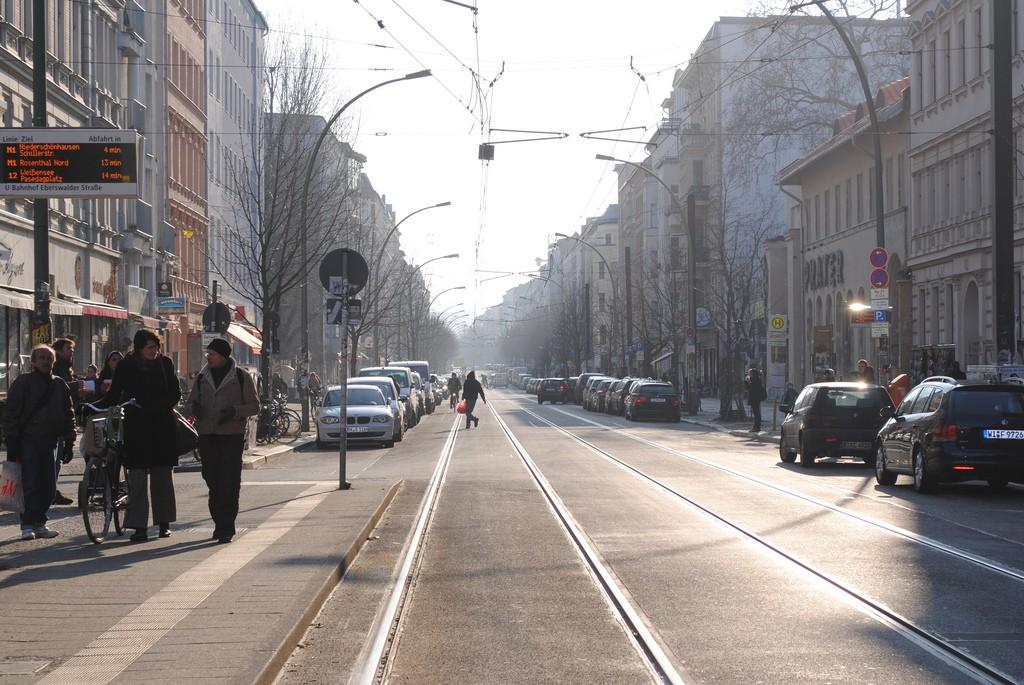 עליות המחירים בברלין נמשכות