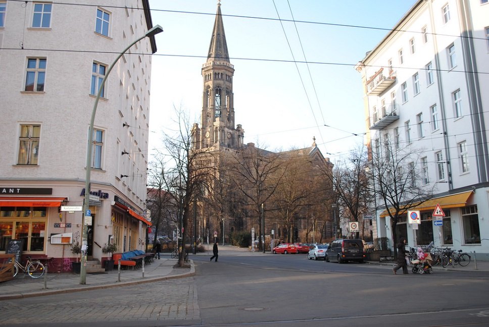 שוק הדירות של ברלין דוהר קדימה