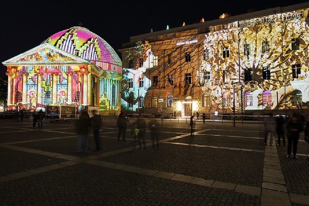 ברלין חוגגת את השלמת פרויקט לשיפור הבירה