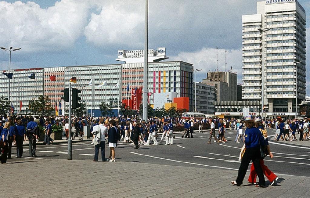נדלן - ברלין מלהיבה את העולם