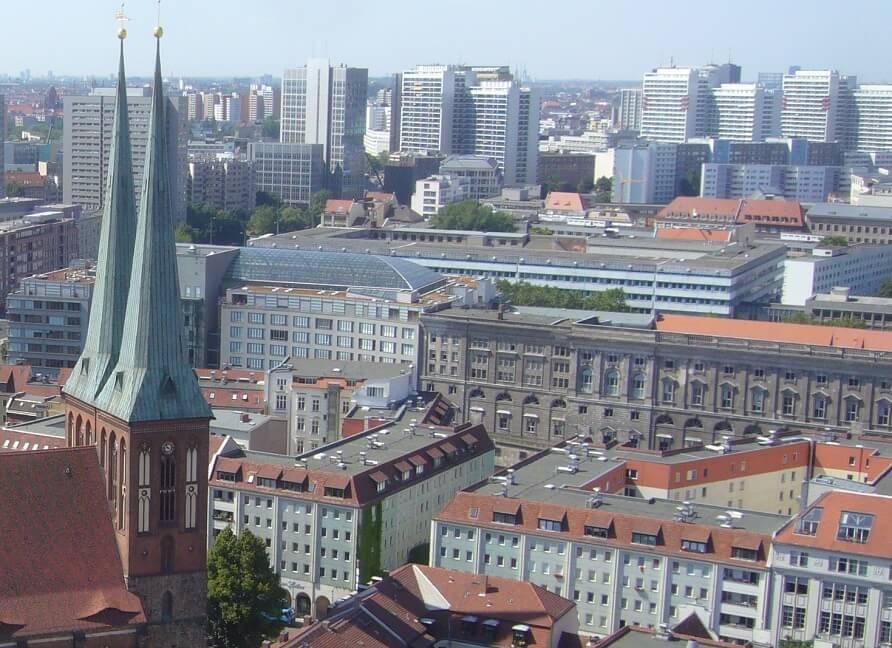 ברלין בראש הרשימה העולמית כעיר בעלת הגידול המשמעותי ביותר במחירי הנכסים (1)