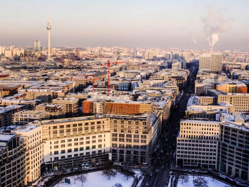ברלין עיר מקלט למשקיעים בנדלן שהופחדו על ידי ברקזיט