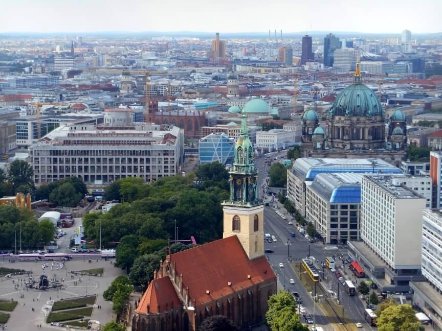 המחירים בגרמניה עולים בתלילות רק באזורים מסוימים