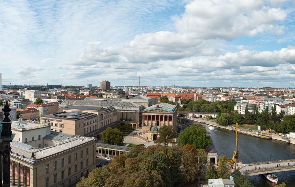 """המגמות החדשות בענף הנדל""""ן בברלין ובגרמניה בכללותה"""