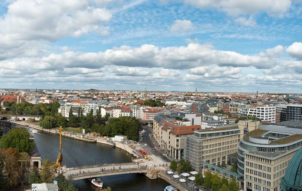 ברלין - בירת הדינמיות