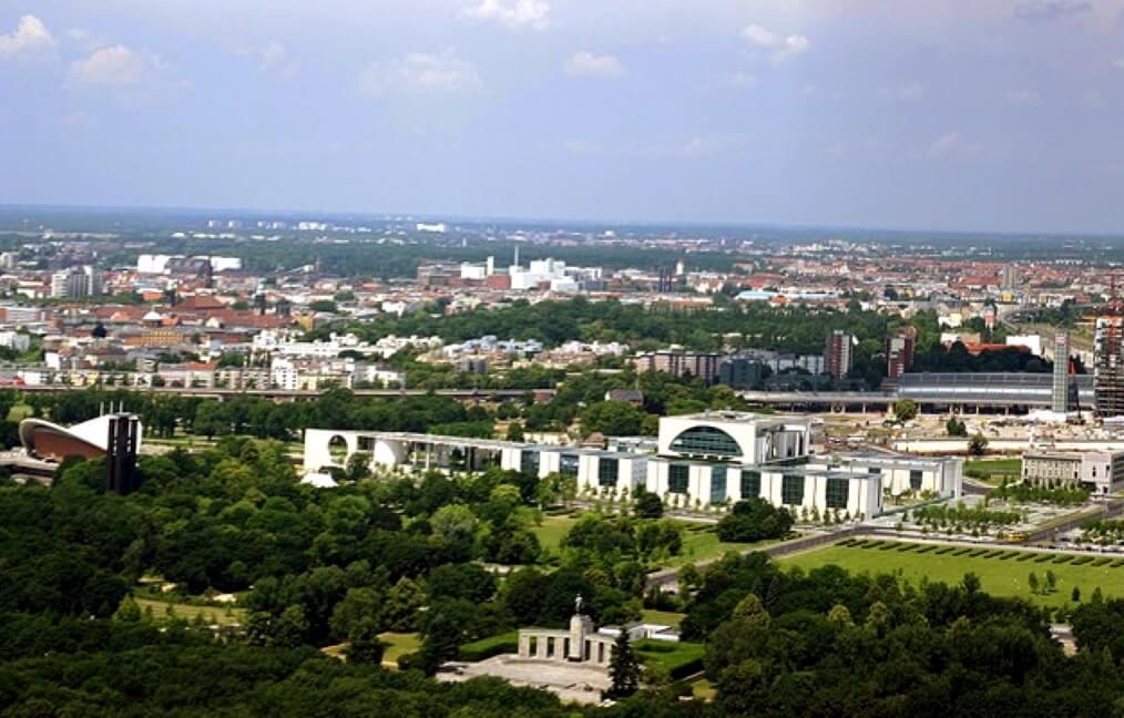 ברלין היא כעת שוק